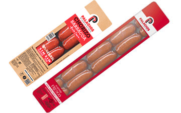 Chorizo rojo fresco