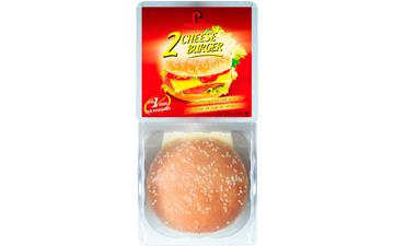 Cheese Burger - 2x125g